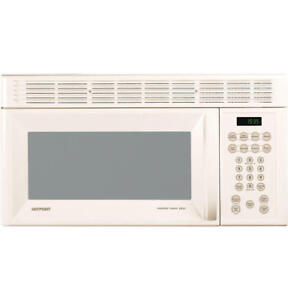 Hotpoint 1.5 Cu. Ft. Over-the-Range Microwave Oven