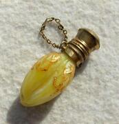 Antique Chatelaine Perfume Bottle