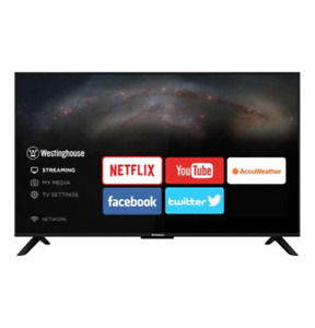 "WESTINGHOUSE 32"" SMART TV BLOWOUT SALE $149.99 NO TAX"