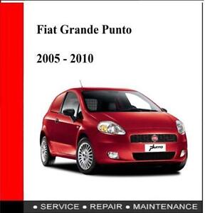 Fiat    Workshop Manual   eBay