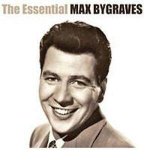 MAX BYGRAVES The Essential 2CD BRAND NEW Best Of Greatest Hits