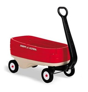Radio Flyer Discovery Wagon