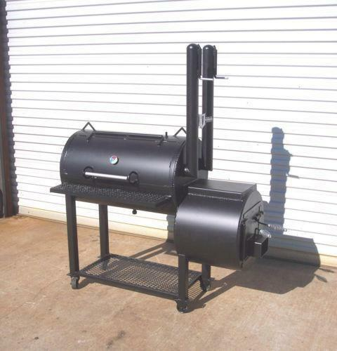 custom bbq grill outdoor barbecue smokers ebay. Black Bedroom Furniture Sets. Home Design Ideas