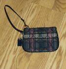 Coach Tartan Wristlet Bags & Handbags for Women