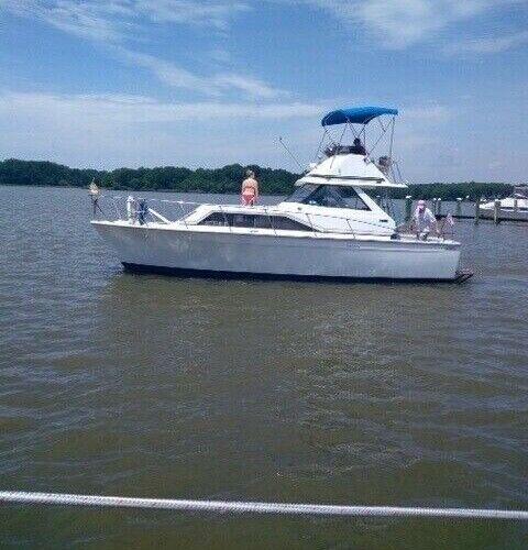 """1986 Sea Ray 300 Sundancer 31'1"""" Cabin Cruiser - Connecticut"""