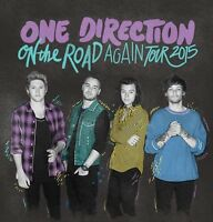 3 tickets/billet $120 One Direction row 201-214 Olympic Stadium