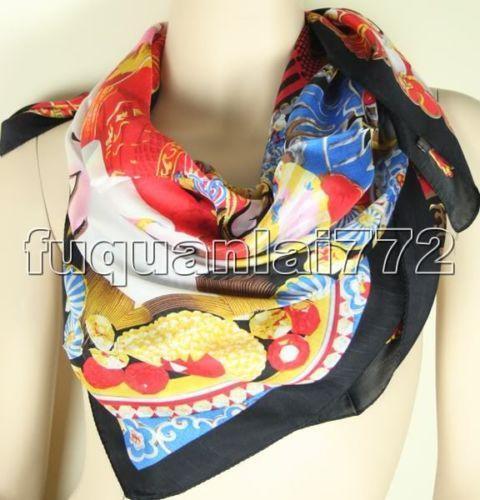 100 silk scarf scarves wraps ebay