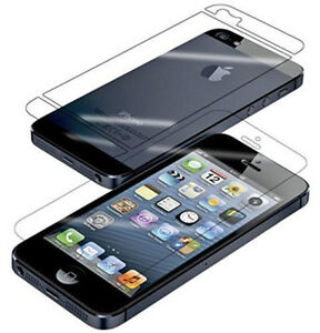 TEMPERED GLASS CLEAR SCREEN PROTECTOR FOR IPHONE 5 5S 6 6S 6S+ Regina Regina Area image 2