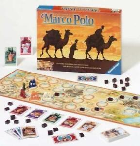 Boardgame Marco Polo Expedition Box
