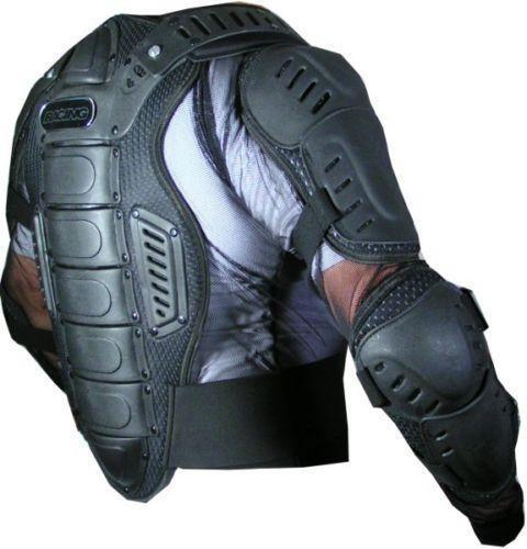Motorcycle Knee Pads >> Motocross Armor: Motorcycle | eBay