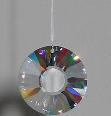 """SWAROVSKI ELEMENTS Sun Kristall Sonne Suncatcher """"Regenbogenkristall"""" Feng Shui"""