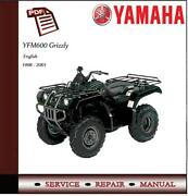 Yamaha Workshop Manuals