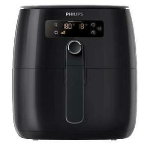 Friteuse Numrique Air Fryer TurboStar HD9641/96 Philips -  Philips Digital Air Fryer Turbostar HD9641/96 - Black