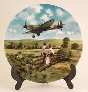 Royal Doulton Spitfire Plate