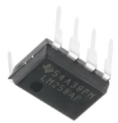 1pcs Texas Instruments Lm258ap Lm258 Dual Operational Amplifier New Ic