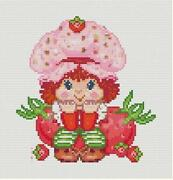 Strawberry Shortcake Pattern