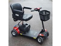 GO GO ELITE TRAVELLER Plus 18Ah NEW BATTERIES FREE DELIVERY Mob Scooter