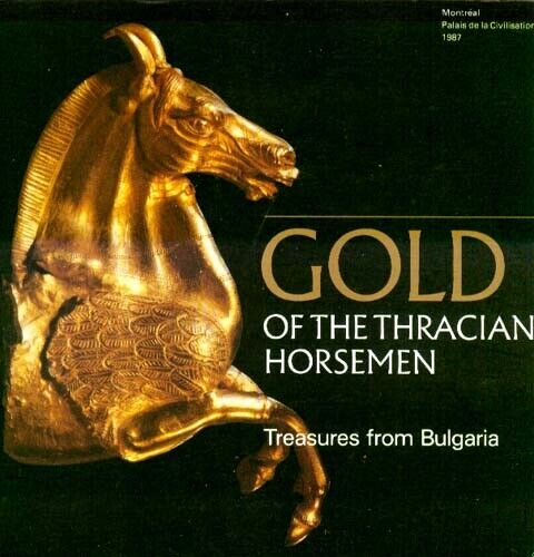 Ancient Jewelry Gold Treasure Thracian Horsemen Thrace Bulgaria Scythia Steppes
