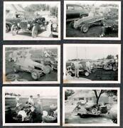 Vintage Midget Race Car