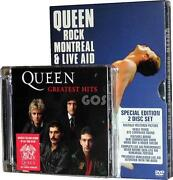 Queen Greatest Hits DVD