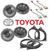 Toyota Tundra Speakers