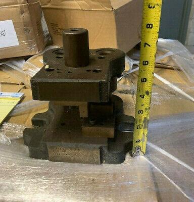 Danly 53284-0028 Re-1-3735-b Trim Punch Press Die Shoe