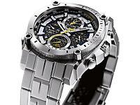 Bulova Mens Precisionist Chronograph 96G175 Watch - NEW