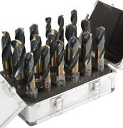 Silver Deming Drill Set