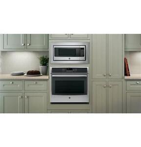 Microwave Oven Wall Combo Stainless