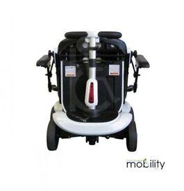 Ex display folding mobility scooter GENIE