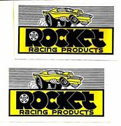 Vintage Racing Decals