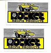 Vintage Racing Decals