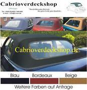 Golf 3 Cabrio Verdeck