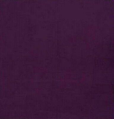 Meditationsmatte Yoga Matte violett   65 x 65 x 5 cm 7. Chakra