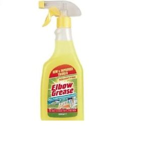 Pack Of 8 - 151 Elbow Grease All Purpose Degreaser - 500ml