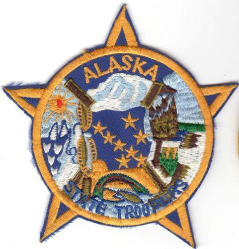 Alaska State Troopers Ebay