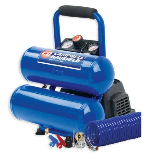 Campbell Hausfeld Air Compressor 6 Gallon : Campbell hausfeld gallon air compressor ebay