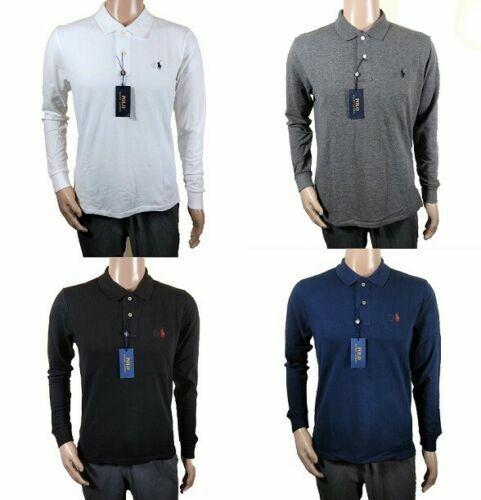 Ralph Lauren Polo Custom Fit Langarm Shirt ( NEU & OVP )