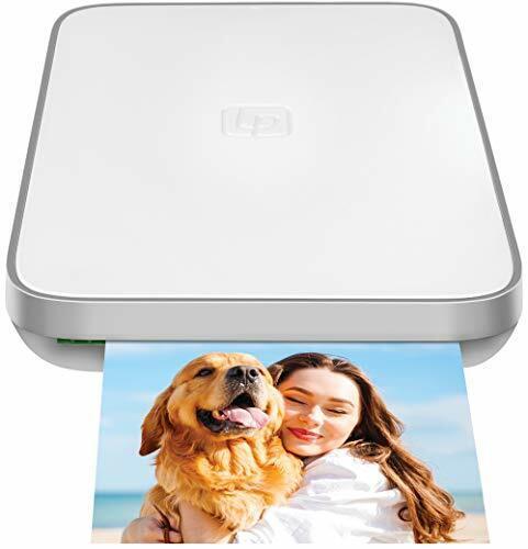 Lifeprint 3x4.5 Portable Photo Video Printer w/ Augmented Reality - White