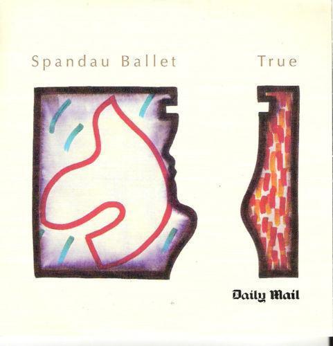 Spandau Ballet True Music Ebay