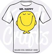 Mr Happy T Shirt