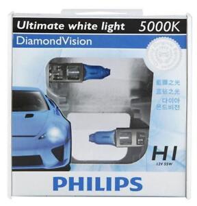 philips h1 lighting lamps ebay. Black Bedroom Furniture Sets. Home Design Ideas