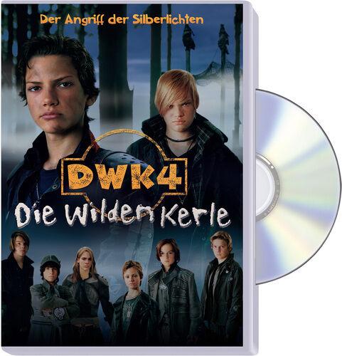 Die wilden Kerle 4 - DVD - *NEU*