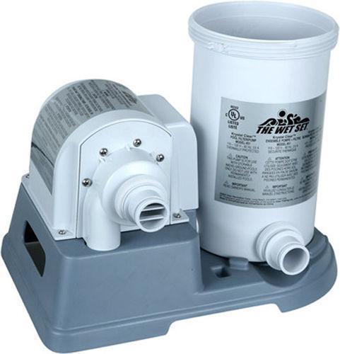 Intex 2500 Gph Pool Pump Ebay