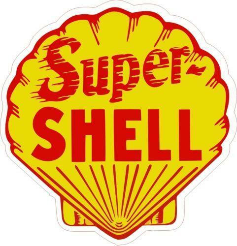 Shell decal ebay