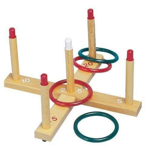 Lawn Games EBay Beauteous Lawn Game With Wooden Blocks