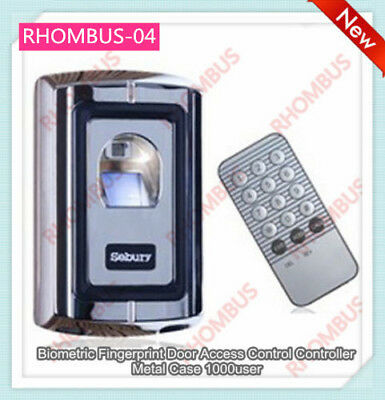 Access Control Controller Metal Case 1000 Userf007- Biometric Fingerprint Door