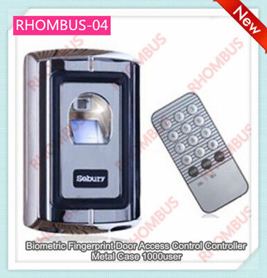 Access Control Controller Metal Case 1000 Userf007- Biometric Fingerprint Door