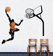Basketball Wall Stickers
