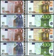Euro Paper Money